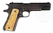 IMPORTANT COLT 1911A1 ARMY MARKED PISTOL WITH CONNECTION TO GENERAL GEORGE S. PATTON.