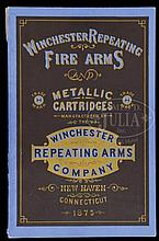 WINCHESTER REPEATING FIREARMS CATALOG FOR 1875.
