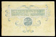 WINCHESTER OCTOBER 1897 HIGHLY FINISHED ARMS CATALOG.