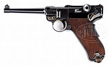 VERY FINE AND DESIRABLE DWM AMERICAN EAGLE 1900 7.65MM LUGER PISTOL.