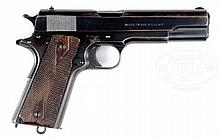 EARLY COLT 1911 ARMY MARKED PISTOL MADE IN 1913.