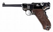 FINE AND DESIRABLE DWM AMERICAN EAGLE 1900 7.65MM LUGER PISTOL.