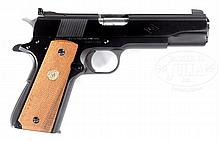 COLT MODEL 1911 A-1 SERIES 70 SERVICE ACE MODEL SEMI-AUTOMATIC PISTOL.