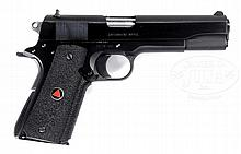 COLT GOVERNMENT MODEL DELTA ELITE SEMI-AUTOMATIC PISTOL IN BOX.