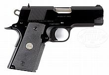 EXTREMELY FINE COLT MK IV SERIES 80 OFFICER'S ACP .45 PISTOL WITH BOX.