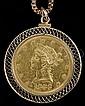 1882 U.S. GOLD 10 DOLLAR EAGLE.