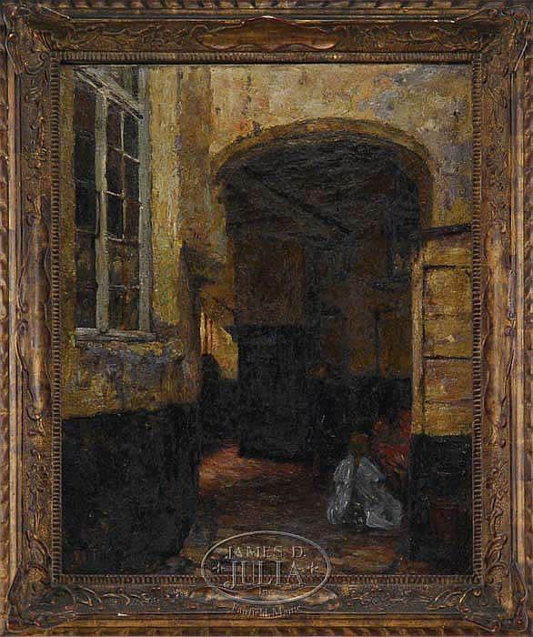 FELIX GOGO (Belgian, 1872-1953)