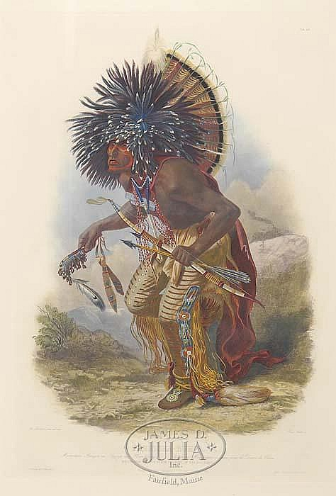 AFTER KARL BODMER (American 1809-1893)