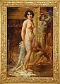EMILE BAES (Belgian 1879-1954) NUDE AT, Emile Baes, Click for value