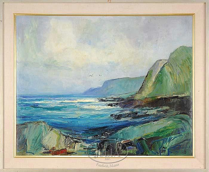 ANTON HENRY DAHL (American/Swedish 1894-1967)