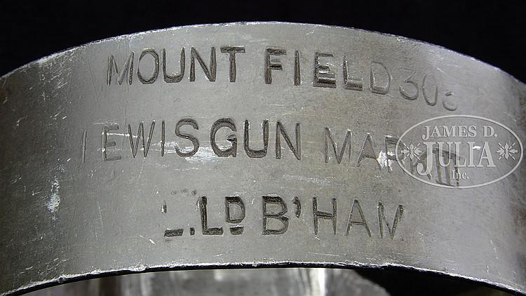 BEAUTIFUL BIRMINGHAM SMALL ARMS BRITISH MODEL 1914 LEWIS G