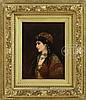 EMILE EISMEN-SEMENOWSKY (Polish/French, 1857-1911) GYPSY WOMAN, EMILE EISMAN SEMENOWSKY, Click for value