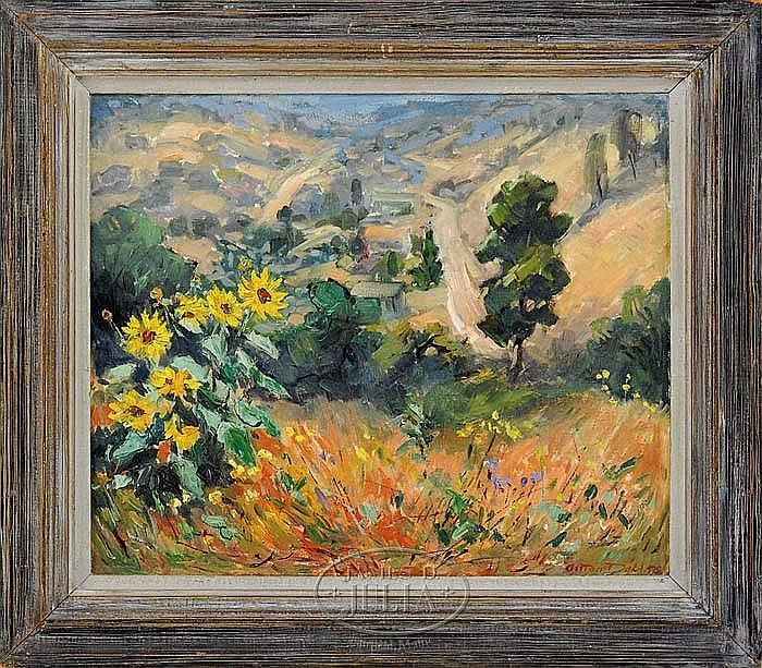 ANTON DAHL (AMERICAN, 1894 - 1967)