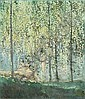 WILL HOWE FOOTE (American, 1874-1965) SPRINGTIME NUDES., Will Howe Foote, Click for value