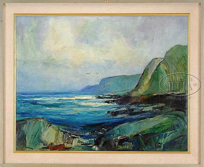 ANTON HENRY DAHL (American/Sweedish, 1894-1967)