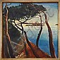 WILL JAECKEL (German, 1888-1944) COAST OF CAPRI., Willy Jaeckel, Click for value