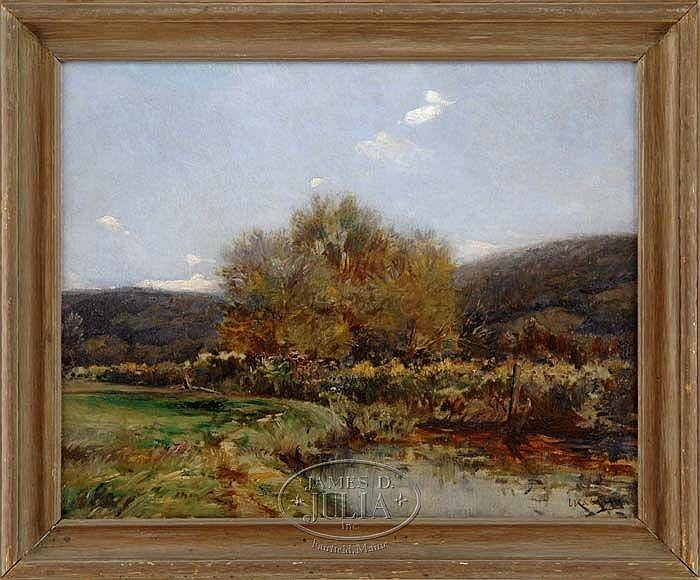 DAVID BIRDSEY WALKLEY (American 1849-1934)