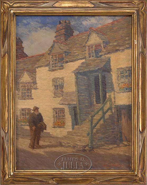 HARRY NEYLAND (American 1877-1958) ENGLISH
