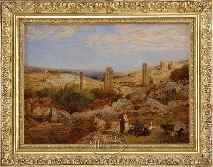 ANTOINE ALPHONSE MONTFORT (French 1802-1884)
