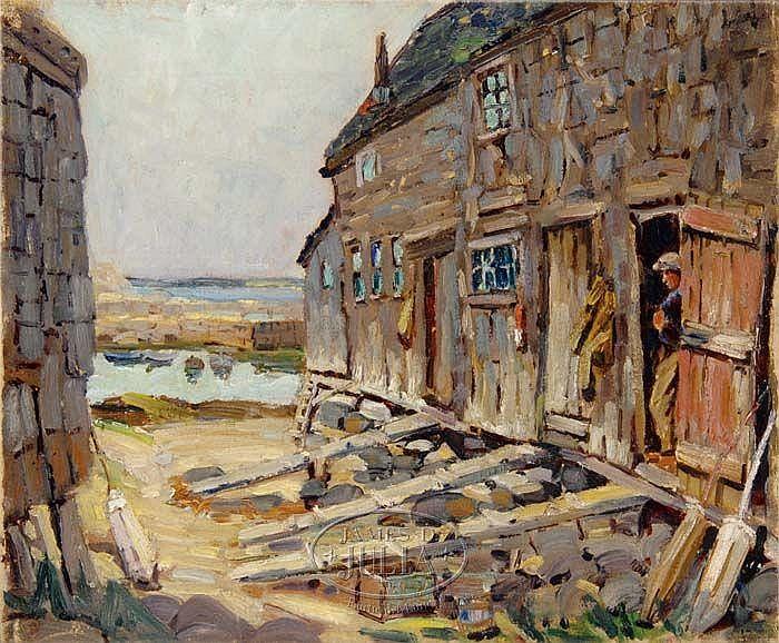 ARTHUR J. BEAUMONT (American 1877-1956)