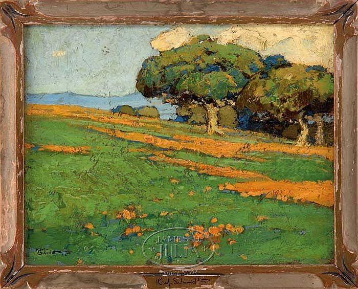 KARL SCHMIDT (American 1890-1962)