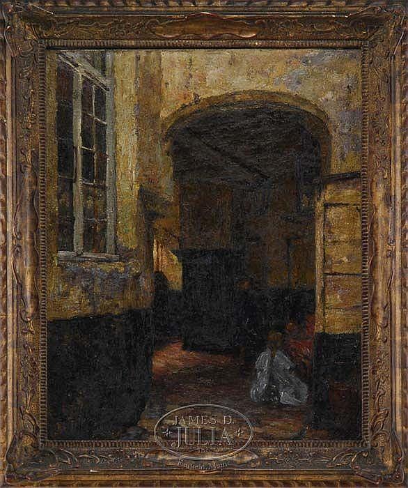 FELIX GOGO (Belgian 1872-1953)