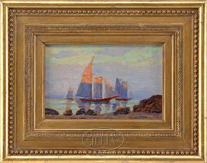 WHITNEY MYRON HUBBARD (American 1875-1965)