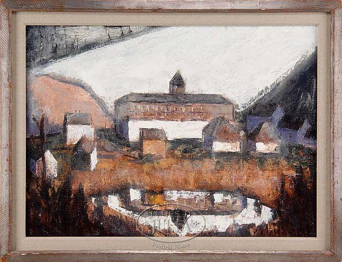JAMES EDWARD FITZGERALD (American 1899-1971)