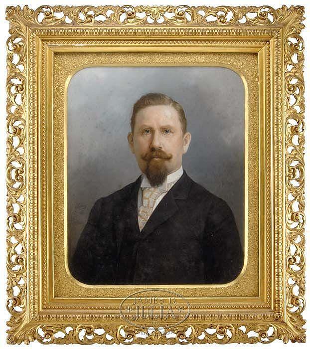 NAPOLEON SARONY (1821-1896) PORTRAIT