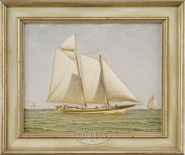 LOUIS J. FEUCHTER (American 1885-1957)