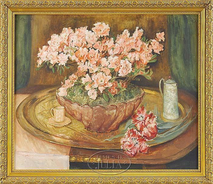 JOSEPHINE PADDOCK (American 1885-1964)