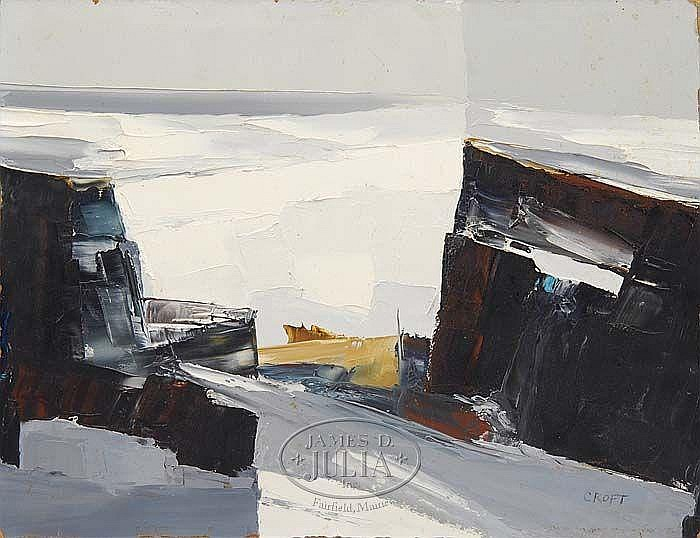 LEWIS SCOTT CROFT (American 1911-1980) THREE