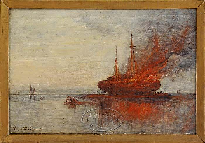 HARRINGTON FITZGERALD (American 1847-1930)