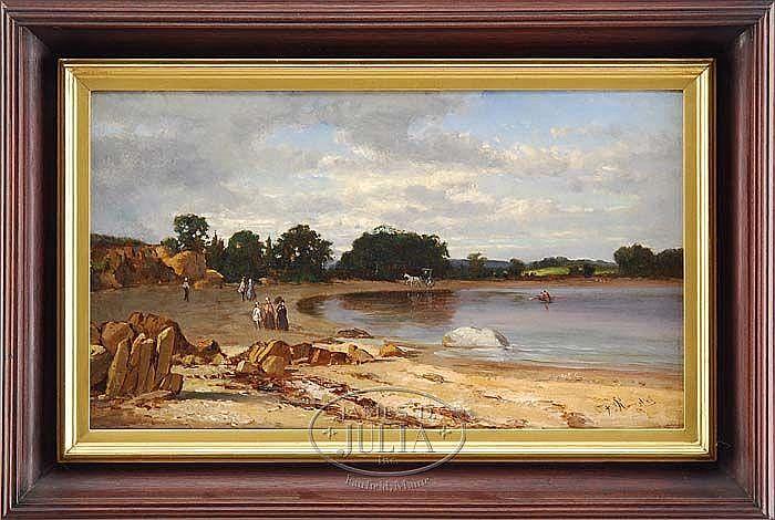 FREDERIC RONDEL SR. (American 1826-1892)