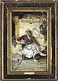 PAUL JOANOVITCH (Serbia/Austria, 1859-1957) THE RESTING SENTINEL., Paul Joanovits, Click for value