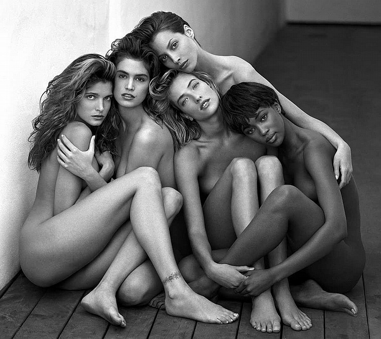 HERB RITTS PHOTOGRAPH / CAMERA