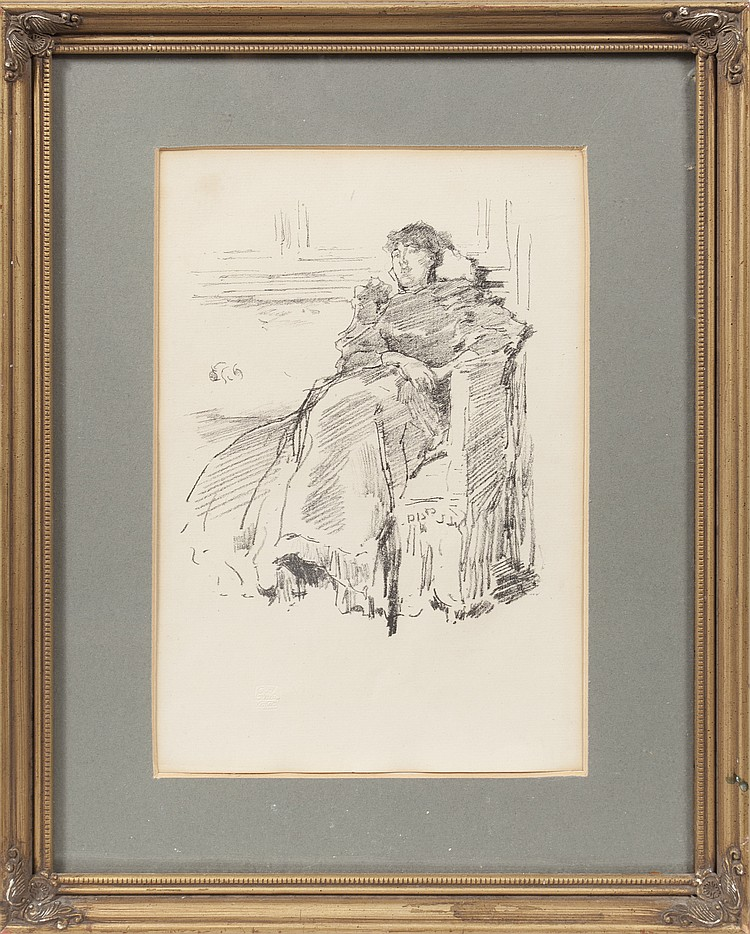 AFTER JAMES McNEILL WHISTLER (AMERICAN, 1834-1903)