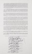MICHAEL JACKSON SIGNED CONTRACT
