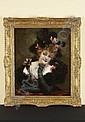 OSBOURNE: GABRIEL FERRIER PORTRAIT OF A LADY, Gabriel (1847) Ferrier, Click for value