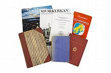 GRETA GARBO BOOKS AND BROCHURES ON SWEDEN