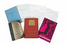 GRETA GARBO SWEDISH BOOKS INSCRIBED TO HER