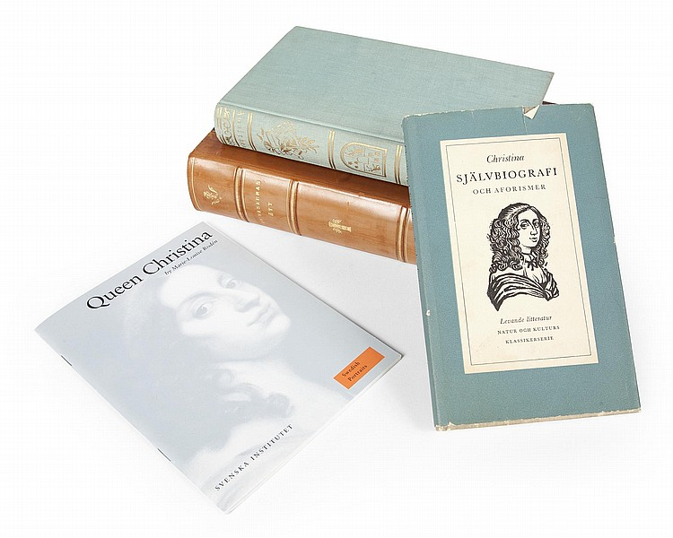 GRETA GARBO QUEEN CHRISTINA BOOKS