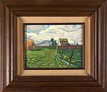 JONATHAN WINTERS ARTHUR HILL GILBERT (AMERICAN, 1894-1970)