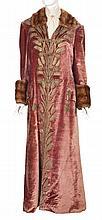 JOHN BARRYMORE MARIE ANTOINETTE DRESSING ROBE