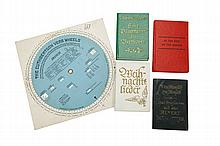 GRETA GARBO SMALL BOOKS AND FRENCH SPEAKING AID