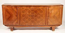 FRENCH SIDEBOARD MANNER OF JULES LELEU 1940