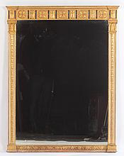 EMPIRE STYLE GITLWOOD PAINTED MIRROR