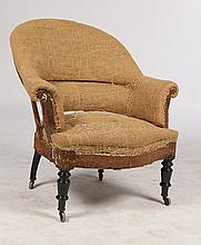 SINGLE NAPOLEON III CHAIR