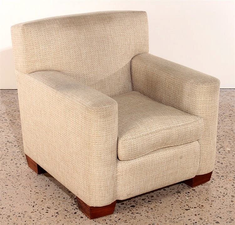 Peter marino jean michel frank stlye club chairs for Furniture auctions uk