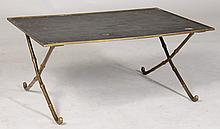 BRONZE BAGUES TABLE BASE C.1940